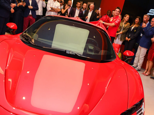 Ferrari won't produce an EV until after 2025