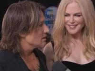 Keith Urban Talks Nicole Kidman Duet at 2017 AMAs