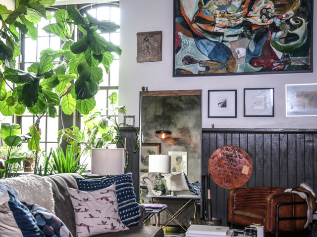 Inside the Home of an Instagram-Famous Plant Stylist