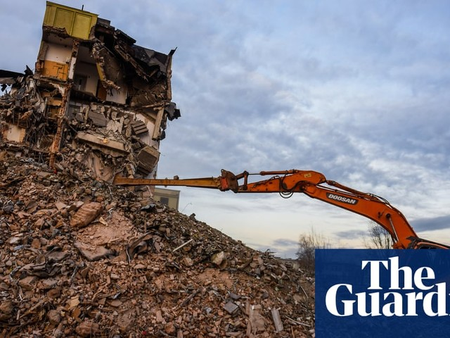 The case for ... never demolishing another building