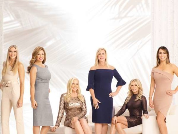The Real Housewives of Orange County Hits Jamaica and Gina Immediately Lets the Shade Fly