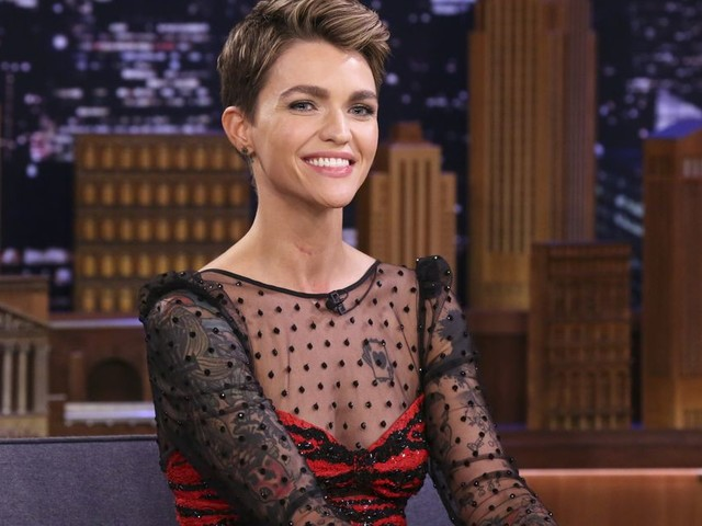 'Batwoman' star Ruby Rose opens up to Jimmy Fallon about her serious stunt injury