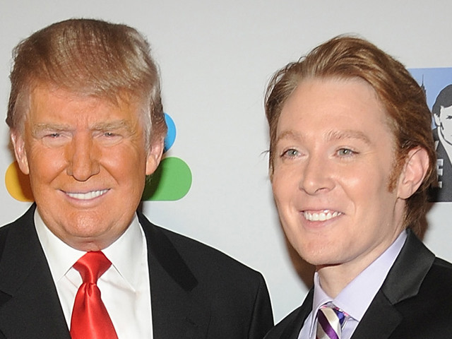 Clay Aiken Apologizes for Defending Donald Trump