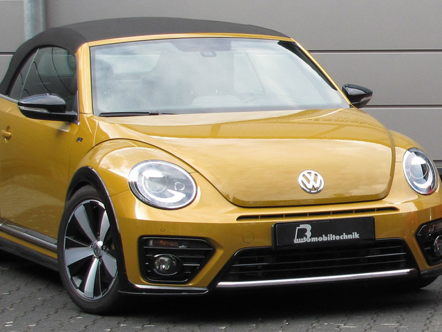 B&B-Tuned VW Beetle Convertible Has 380 PS, Hits 62 MPH In 5.2 Sec