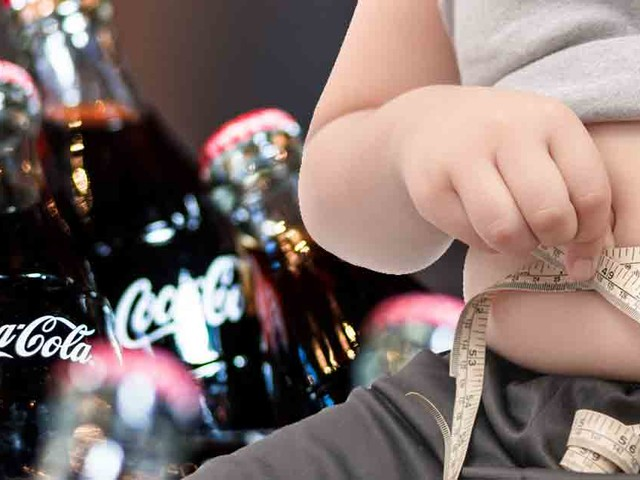Coke Caught Influencing Health Policy Again, Increasing Obesity