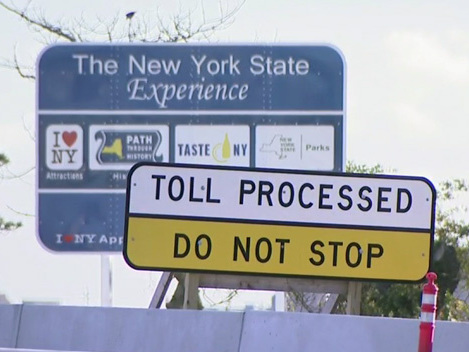 NY State Lawmaker Targets Cashless Toll System That He Says 'Has Problems'
