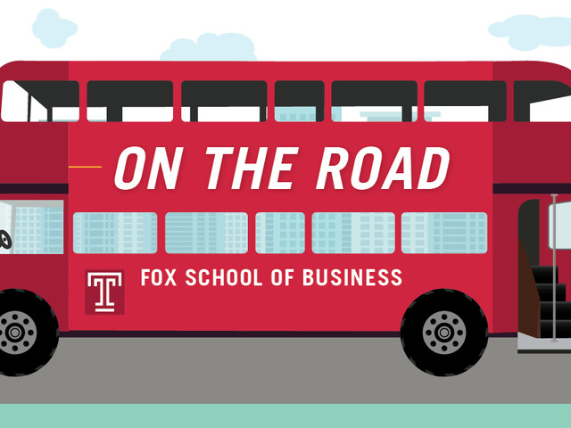 The Fox School is Hitting the Road