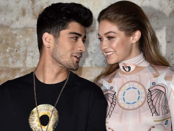 Zayn Malik & Gigi Hadid: Officially Back Together At Birthday Dinner