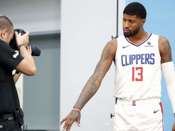 Clippers' Paul George's Journey Back