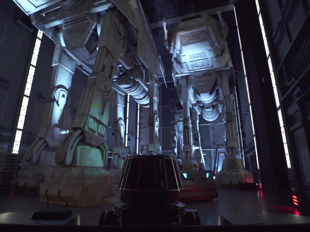 What it's like to ride Disneyland's new 15-minute Star Wars ride