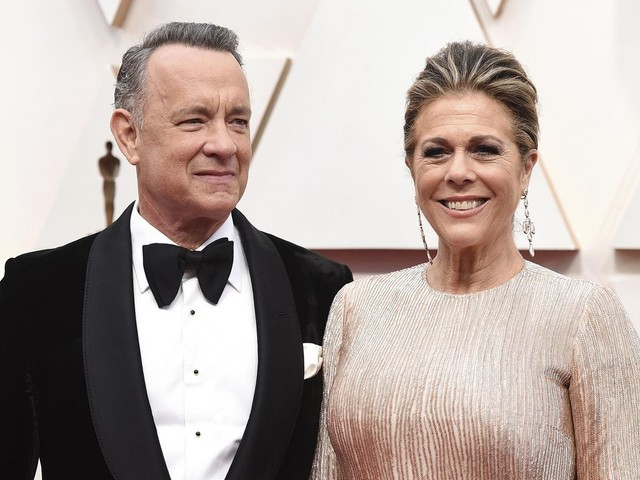 Tom Hanks and Rita Wilson recovering from coronavirus in U.S. after quarantined in Australia