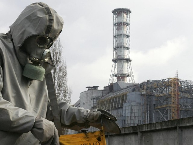 What You Need to Know About the Chernobyl Disaster Before HBO's Miniseries Comes Out