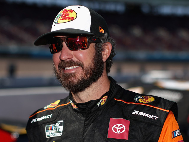 Is NASCAR Driver Martin Truex Jr Married? Who Is His Partner Sherry Pollex?