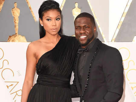 Kevin Hart's Wife Eniko Gives Birth to Baby No. 3: Kenzo Kash
