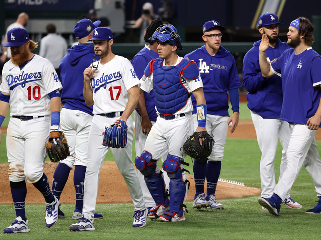 World Series Extra: Read all about the Dodgers' Game 1 victory and what's on deck