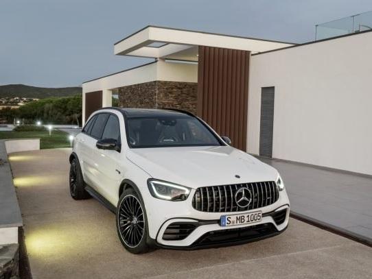 2022 Mercedes-Benz AMG GLC 63S: Ready to Rock