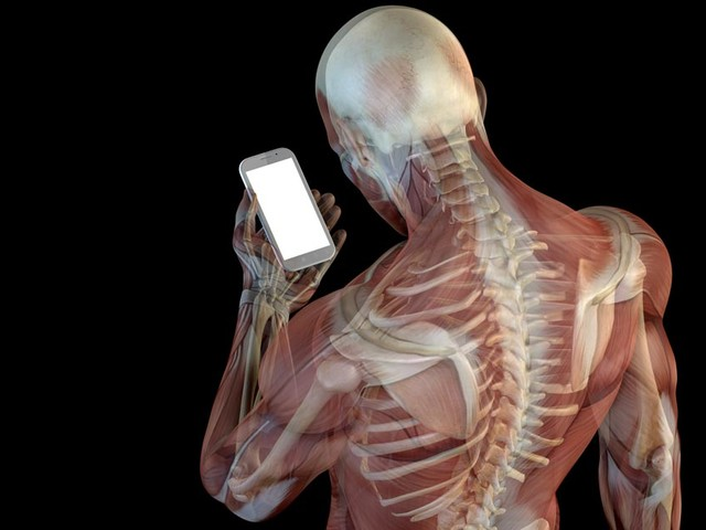 Ease Neck Strain From Faulty Posture