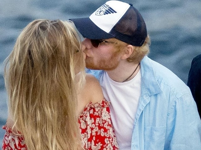 8 Rare Glimpses We've Gotten of Ed Sheeran and Cherry Seaborn's Romance