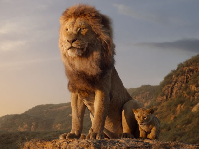 'The Lion King' smashed July opening records with $185 million in first weekend