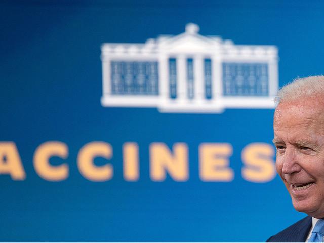 'Drastic Power Grab': Arizona AG Talks Suing Biden Over Vaccine Mandate