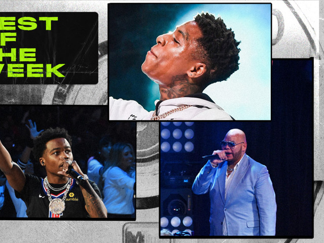 Best New Music This Week: Roddy Ricch, YoungBoy Never Broke Again, Fat Joe, and More