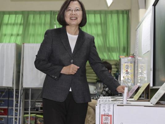 In Shocking Rebuke To Beijing, Taiwan's Pro-Independence President Wins Landslide Re-election