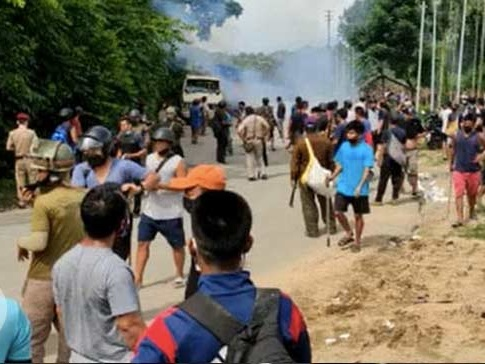 5 Assam Cops Killed As Clashes On Border With Mizoram Escalate