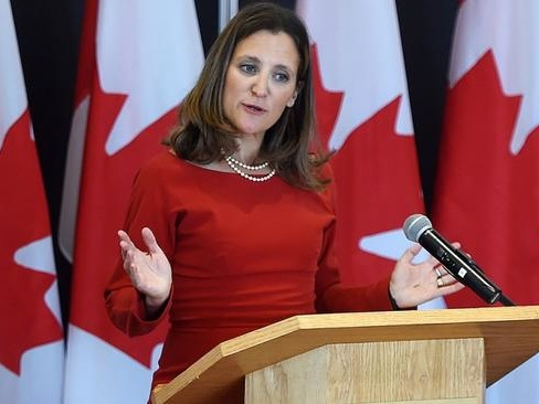 "The Strange Case Of Chrystia Freeland And The Failure Of The ""Super Elite"""