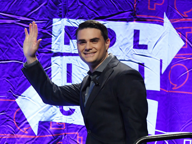 Video: Leftist students call Ben Shapiro an anti-Semite and disrupt speech where he condemns Nazis