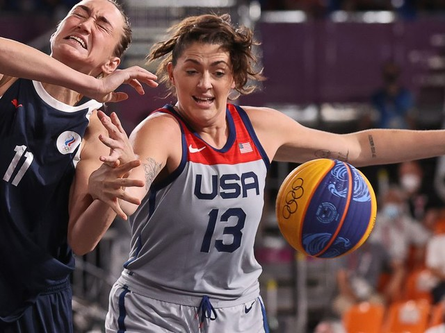 Olympic 3x3 basketball is perfect in every way
