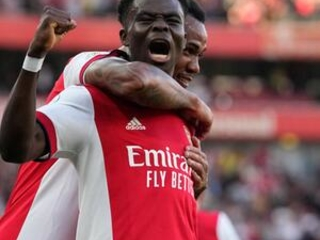 Arsenal beats Tottenham 3-1 in Premier League London derby