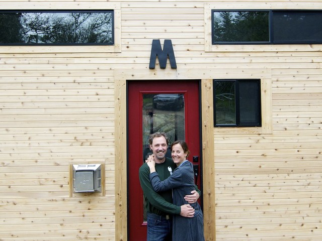 How This Family of 4 Saves $3,600 a Year Living in a 200-Square-Foot Home