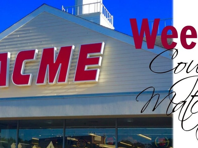 New Acme Match Ups that will Help You Save Big