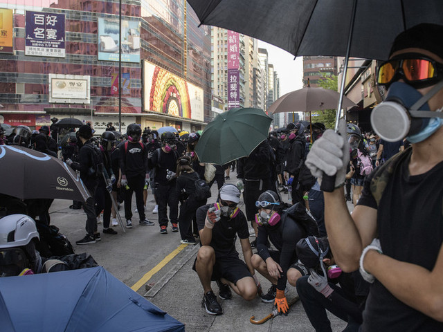 Controversial Hong Kong extradition bill officially WITHDRAWN after 20 weeks of protests & rioting