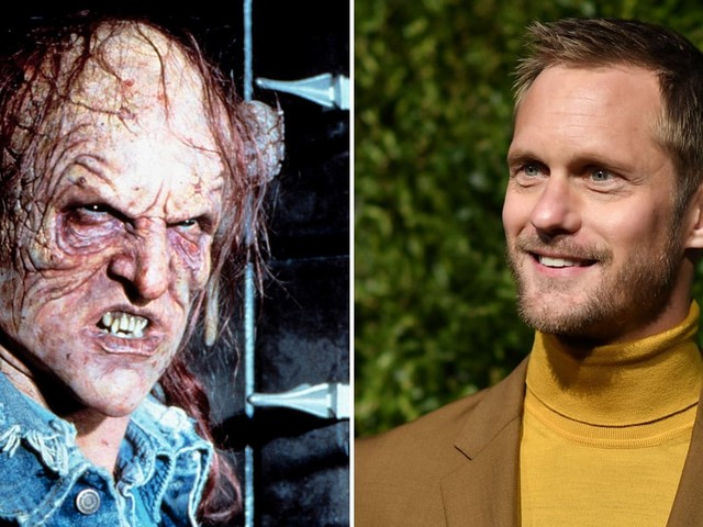 Alexander Skarsgård Is Joining Stephen King's The Stand, and Somewhere Pennywise Is Shaking
