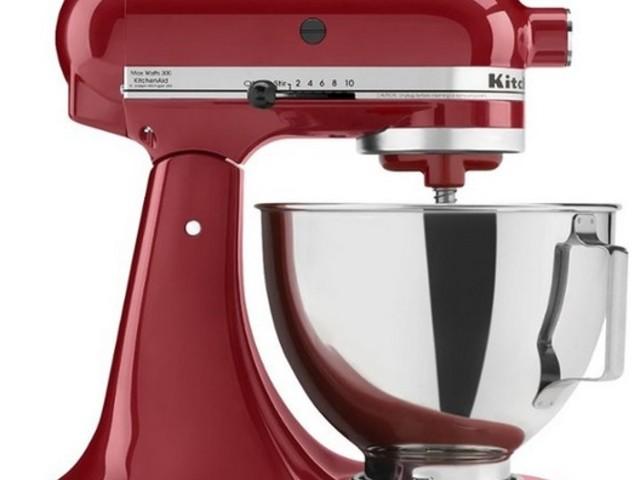 KitchenAid Tilt-Head Stand Mixer only $179.99 shipped (Reg. $400!)