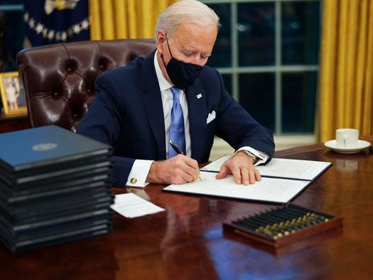 6 Warning Signs From Biden's First Week In Office