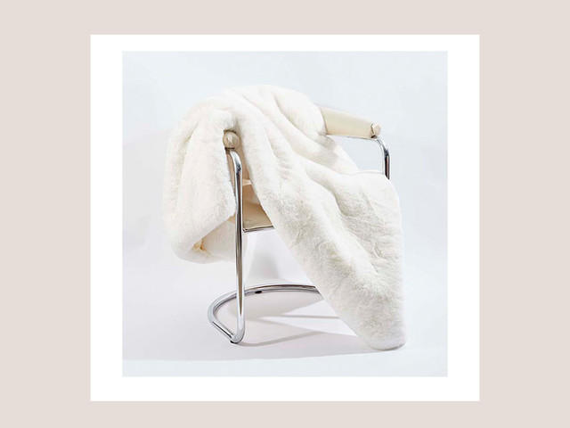 Ellen Degeneres Just Co-Founded A Faux-Fur Textile Line