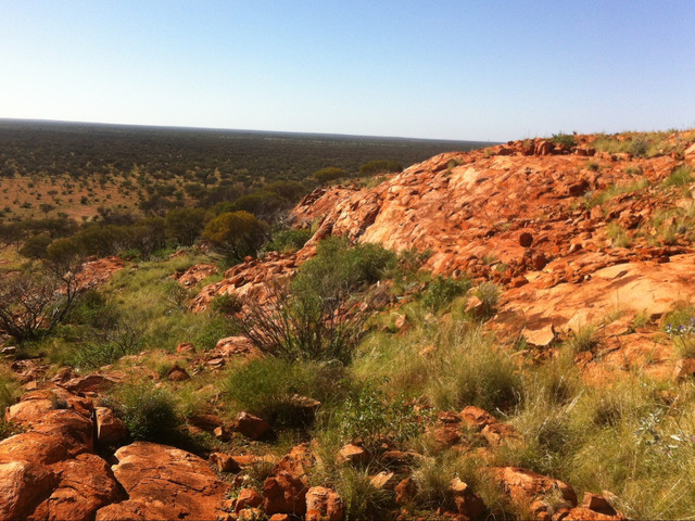 The oldest crater on Earth was found in Australia