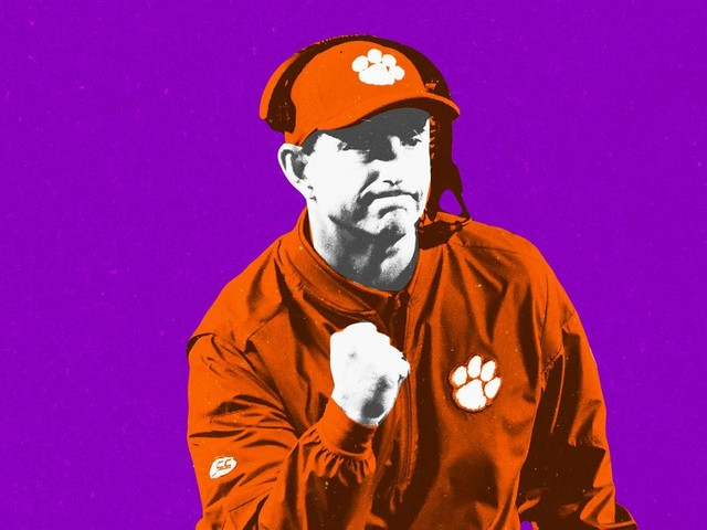 Congratulations to the Clemson Tigers, College Football's Preseason National Champions