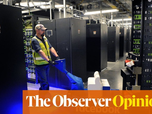 Can the planet really afford the exorbitant power demands of machine learning? | John Naughton