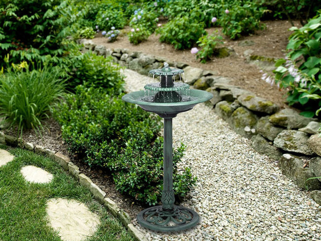 The Best Outdoor Water Fountains of 2021