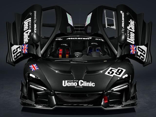 MSO McLaren Senna GTRs Get More Power, Classic Le Mans Liveries