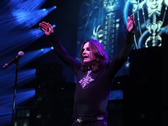 Ozzy Osbourne says goodbye (sort of) with Blossom season finale