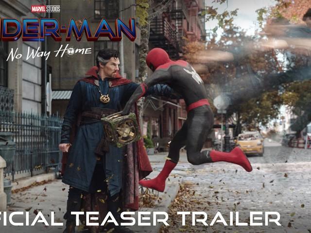 Spider-Man: No Way Home Teaser Trailer Revealed