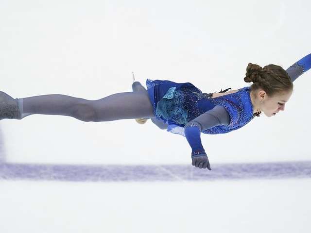 'I wonder which place I will take in men's event': Figure skating starlet Alexandra Trusova wants to compete against male athletes