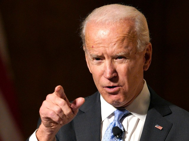 Biden praises Trump for 'walking away' from the North Korea summit with no nuclear deal