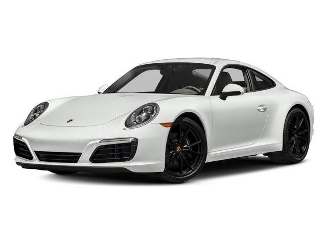 2018 Porsche 911--Carrera--T