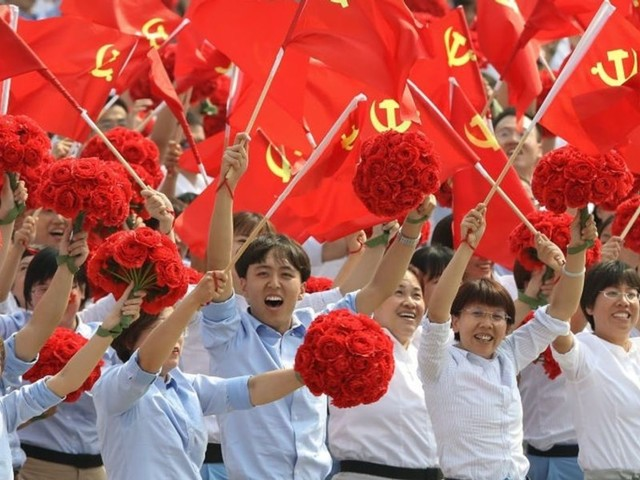 Communist China is now using left-wing talking points to attack America as 'racist'