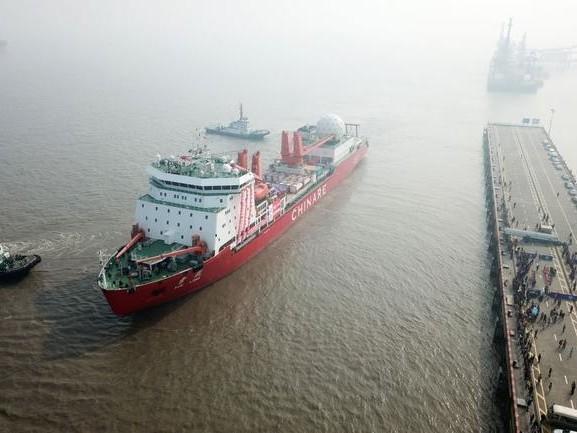 China: Beijing's Arctic Power Grab